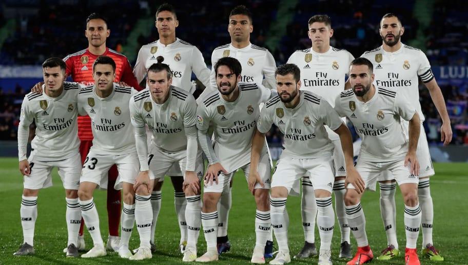 Getafe CF v Real Madrid CF - La Liga