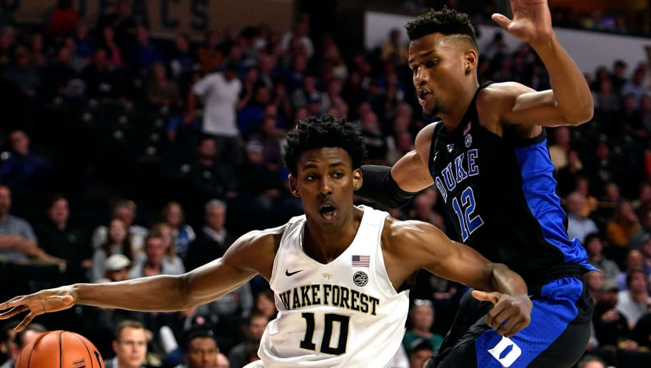 5d3120b63feb Wake Forest vs Duke College Basketball Betting Lines