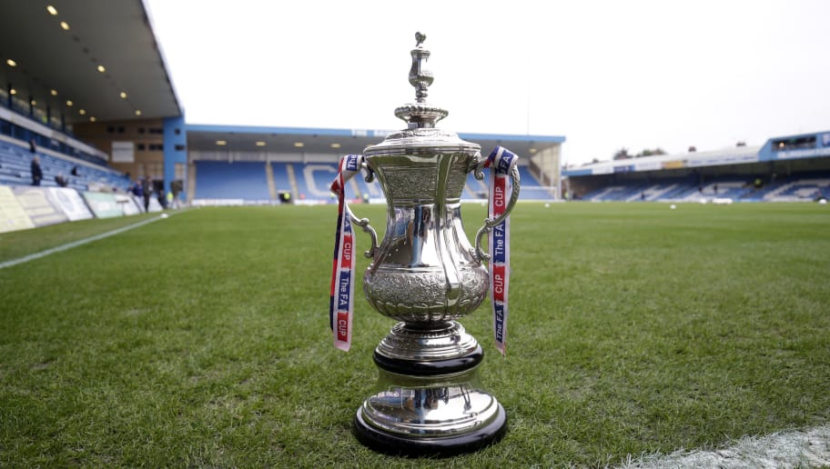 Gillingham v Cardiff City - FA Cup Third Round