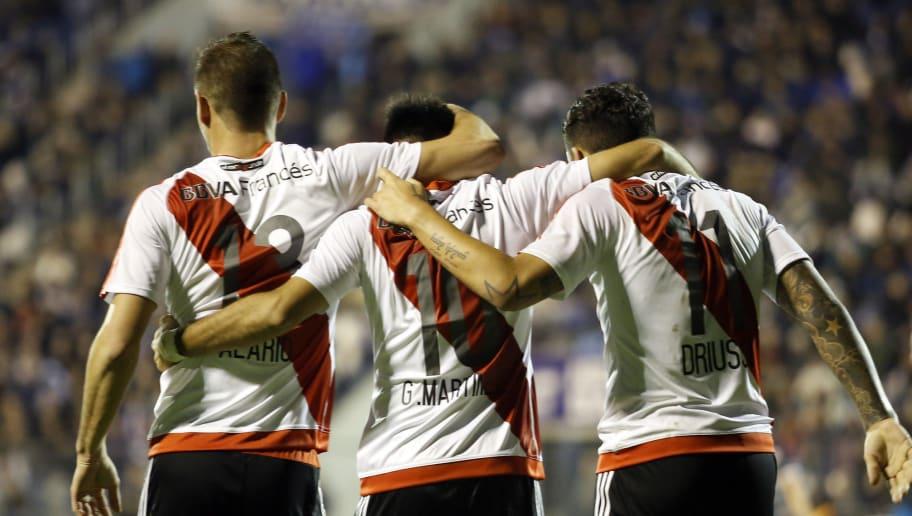Gonzalo Martinez,Lucas Alario,Sebastian Driussi
