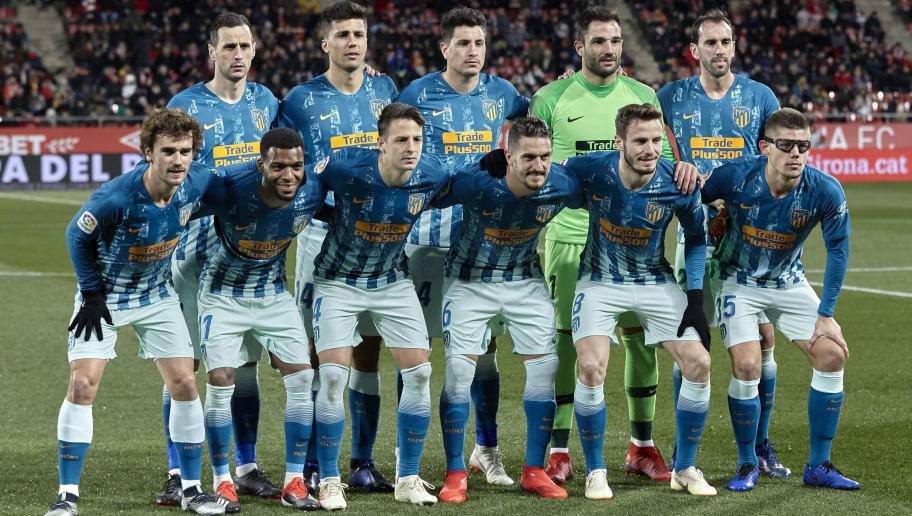 Girona v Atletico Madrid - Copa del Rey Round of 16
