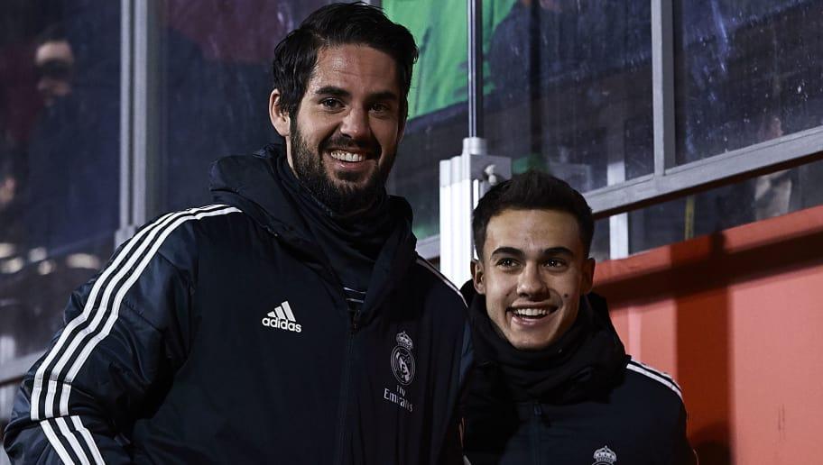 Isco y Reguilón habrían tenido un encontronazo en el entrenamiento del Real  Madrid 9e604b26c69ff