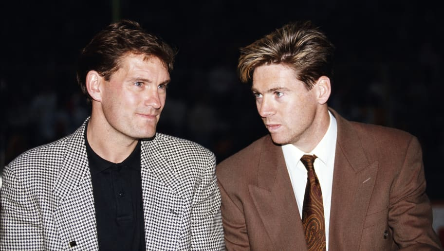 Chris Waddle,Glenn Hoddle