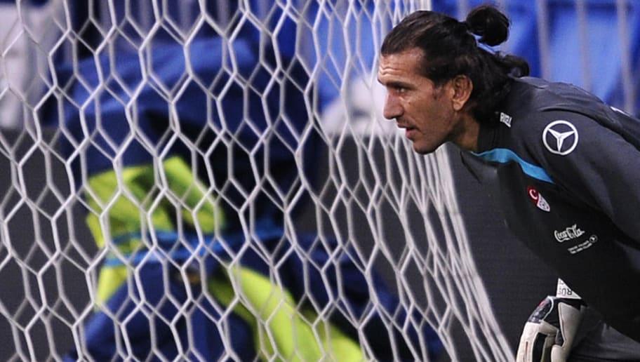 Goalkeeper of the Turkish football team