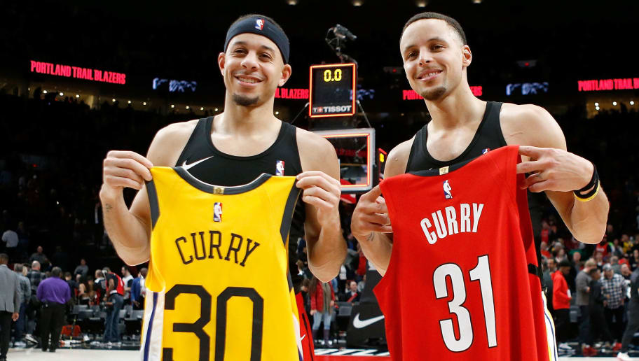 Stephen Curry,Seth Curry