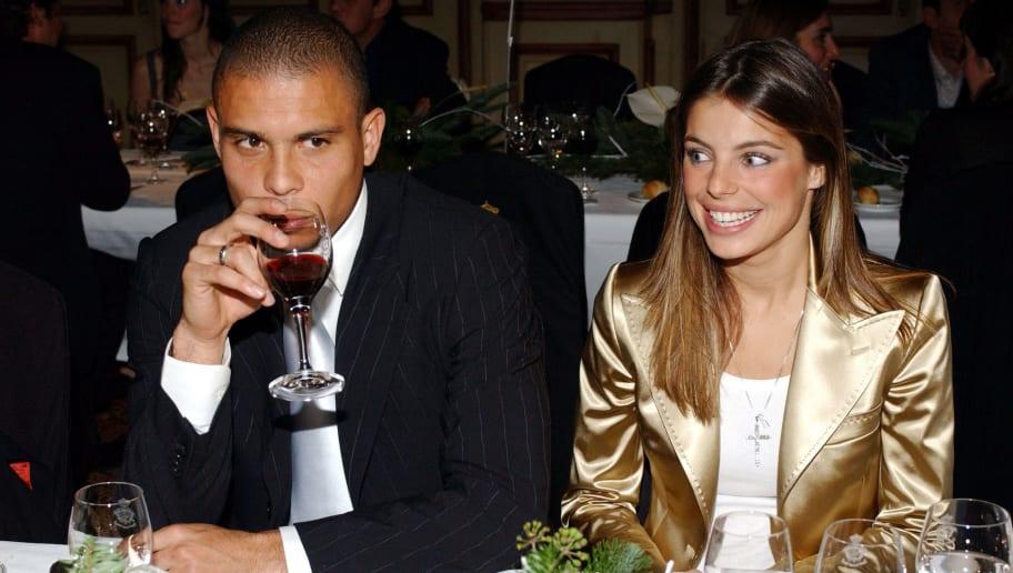 Ronaldo,Daniela Cicarelli