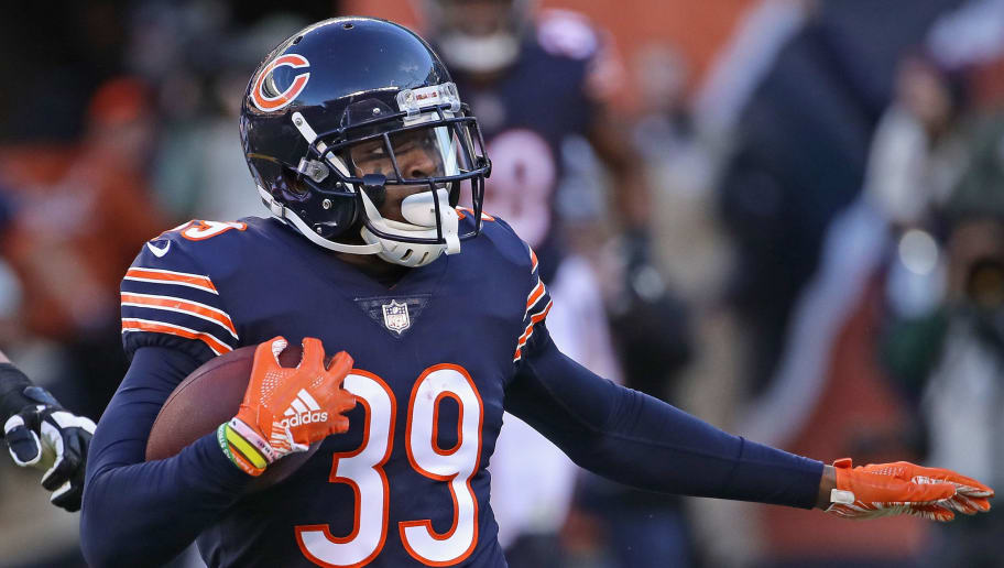 ee4310f26c1 Bears Release Injury Report Prior to Wild Card Matchup With Eagles ...