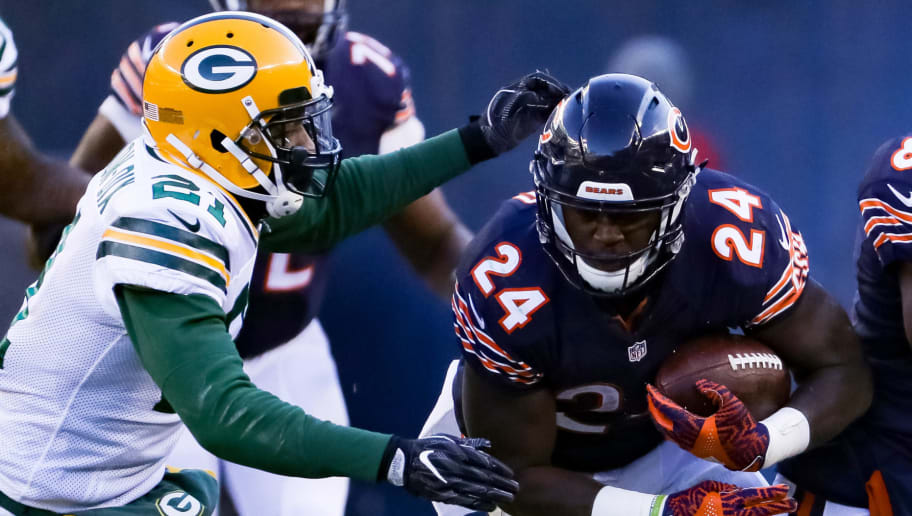 Jordan Howard,Ha Ha Clinton-Dix