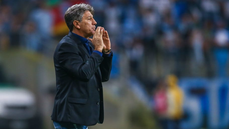 Renato Gaúcho ganha dois reforços para a Libertadores  1faefa103761a