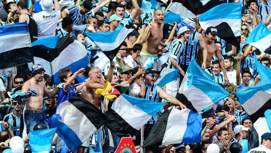 Gremio v Internacional - Brasileirao Series A 2014
