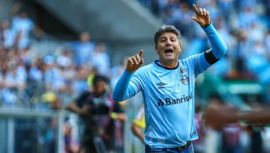 Jogador pode deixar o Grêmio após a Copa  41d0adcda5cfa