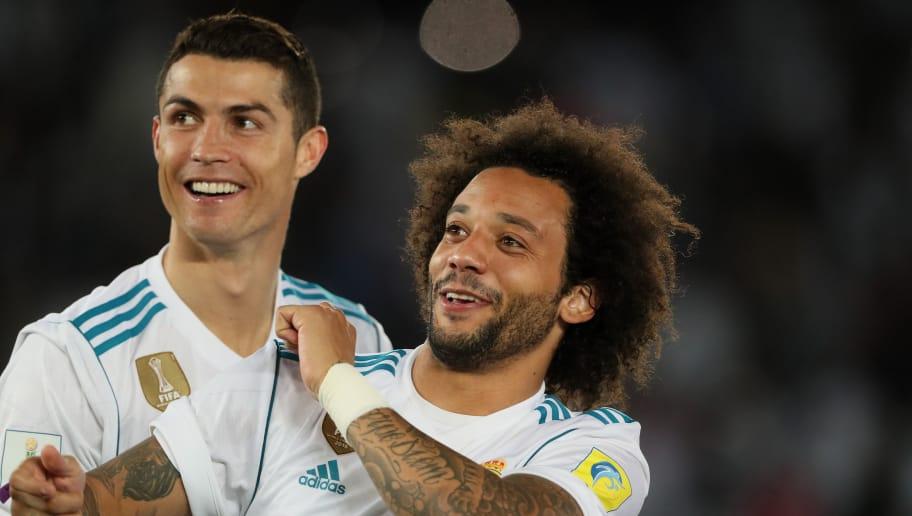 Cristiano Ronaldo,Marcelo