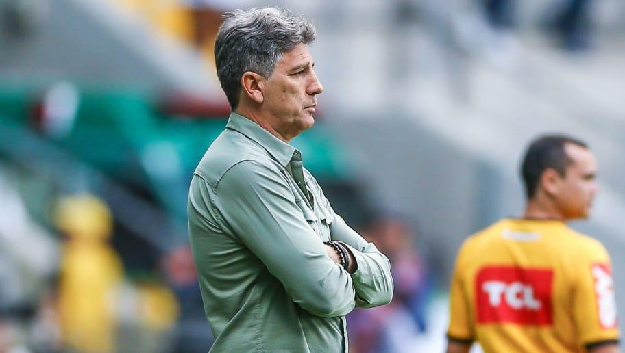 Jogador é elogiado por Renato e se consolida nos planos do Grêmio ... 68e256fc7b20b