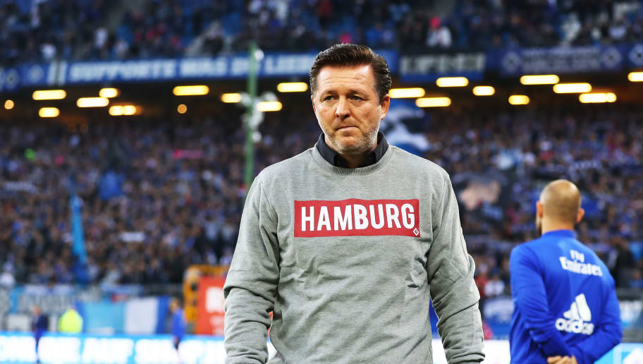 Voraussichtliche Aufstellung Hamburg