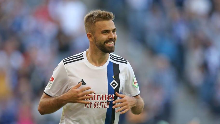 1:1 in Bielefeld: HSV verteidigt die Tabellenführung