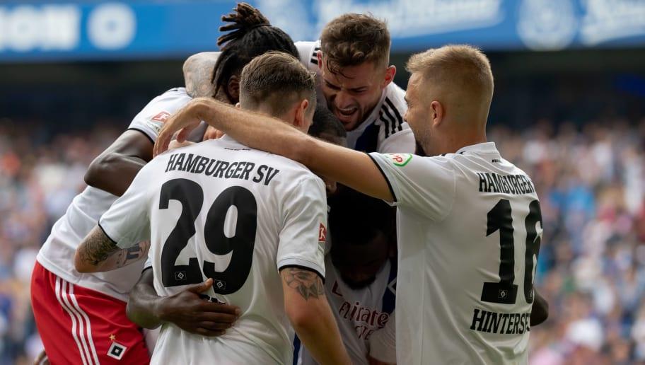 HSV-Chef Hoffmann verliert nicht den Blick für die Realität
