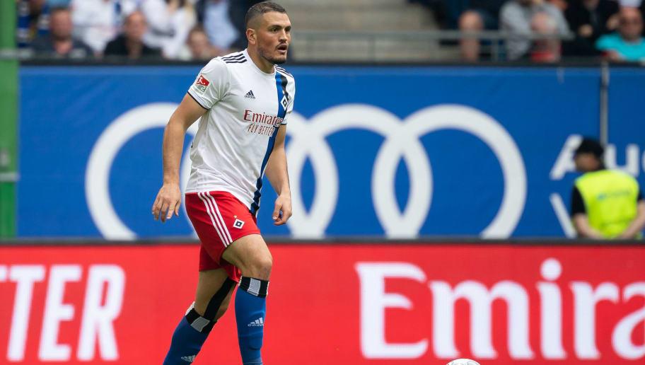 Papadopoulos nimmt seine neue Rolle beim HSV an!