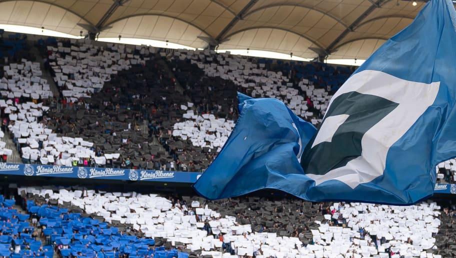 Fahne HSV