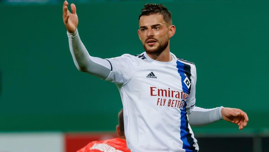 HSV: Entwarnung nach Leibold-Schreck