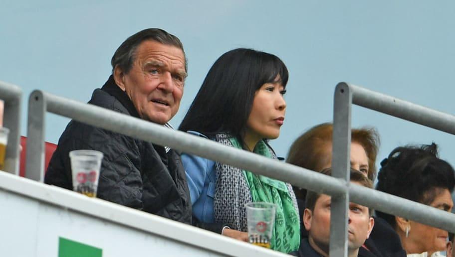 Gerhard Schroeder,Kim So-Yeon Schroeder
