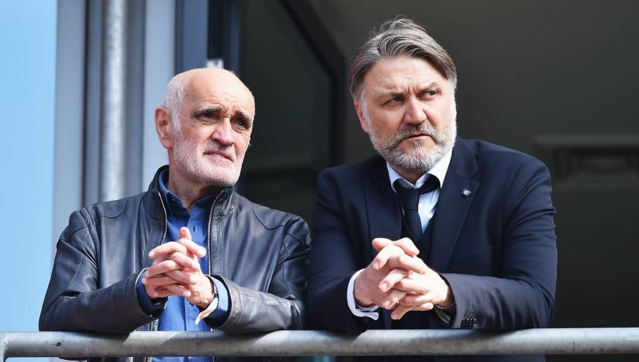 Martin Kind,Dietmar Beiersdorfer