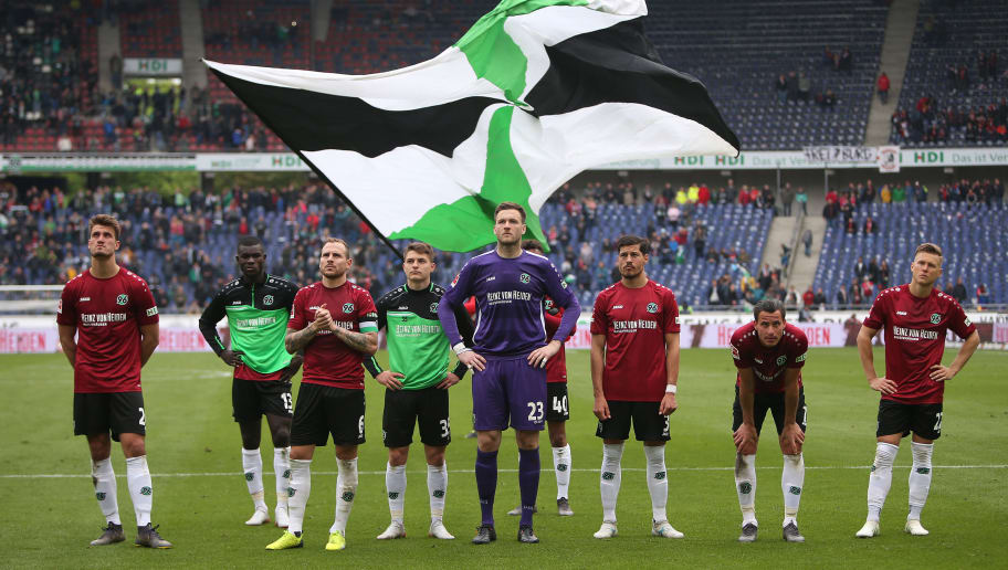 Hannover 96 v Sport-Club Freiburg - Bundesliga