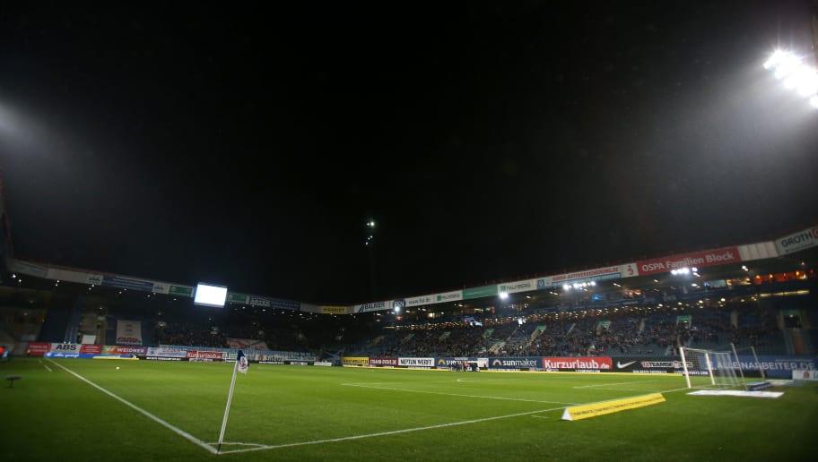 Hansa Rostock v Eintracht Braunschweig - 3. Liga