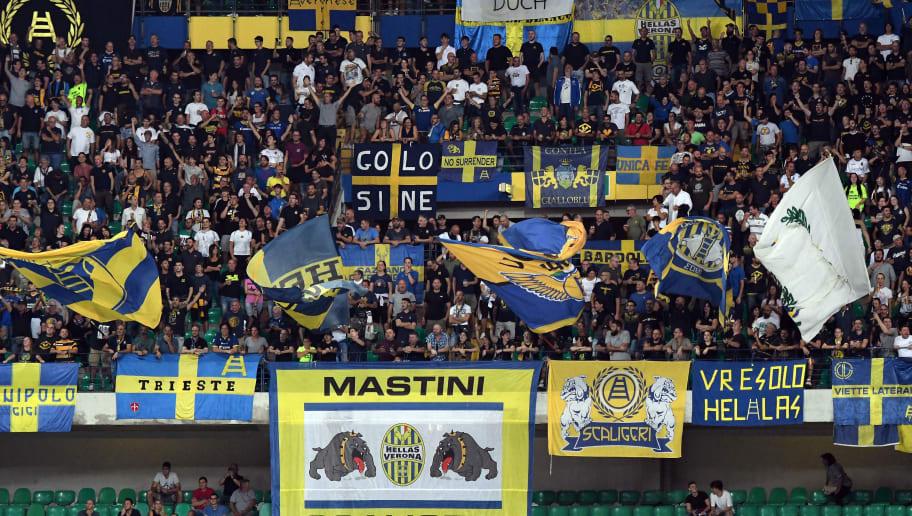 Hellas Verona fans