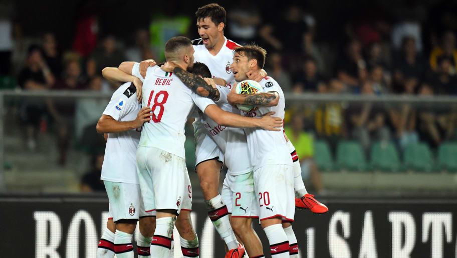 AC Milan Players