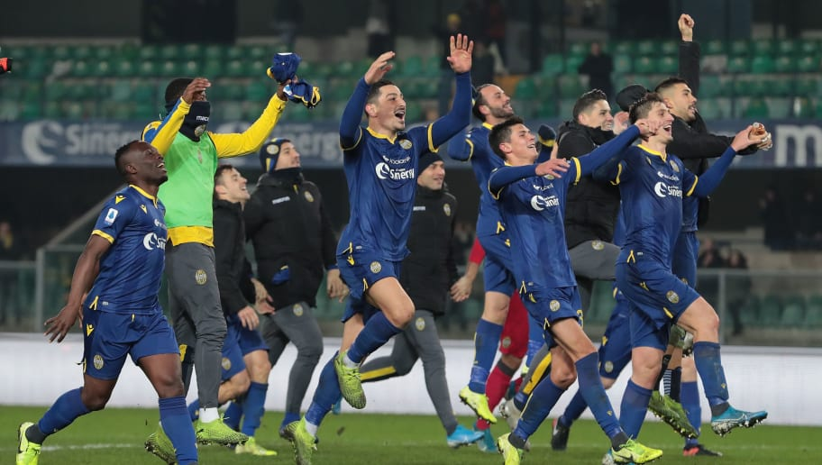 Hellas Verona v Genoa CFC - Serie A
