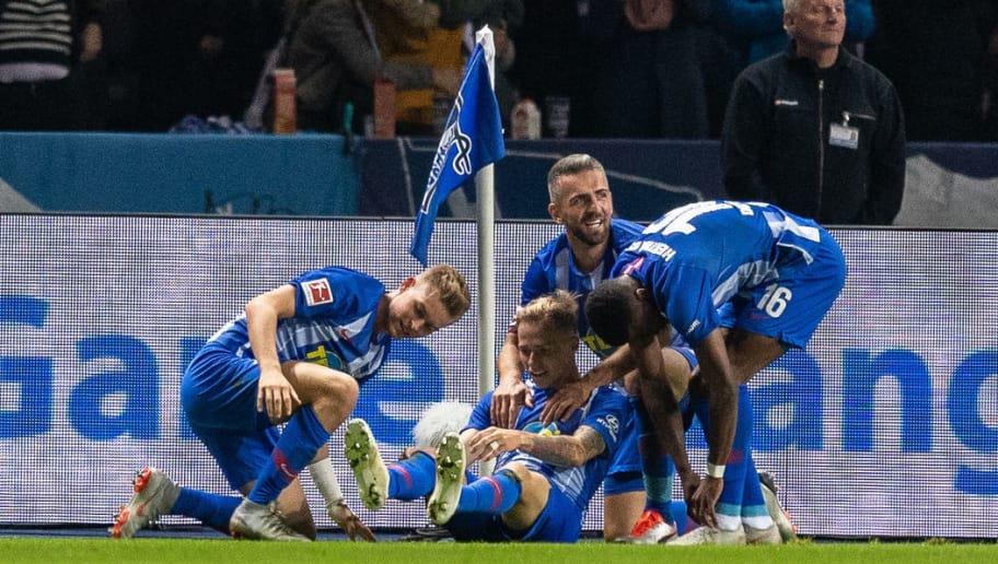 Hertha BSC 2-0 Bayern Munich  Report ce1911bbd