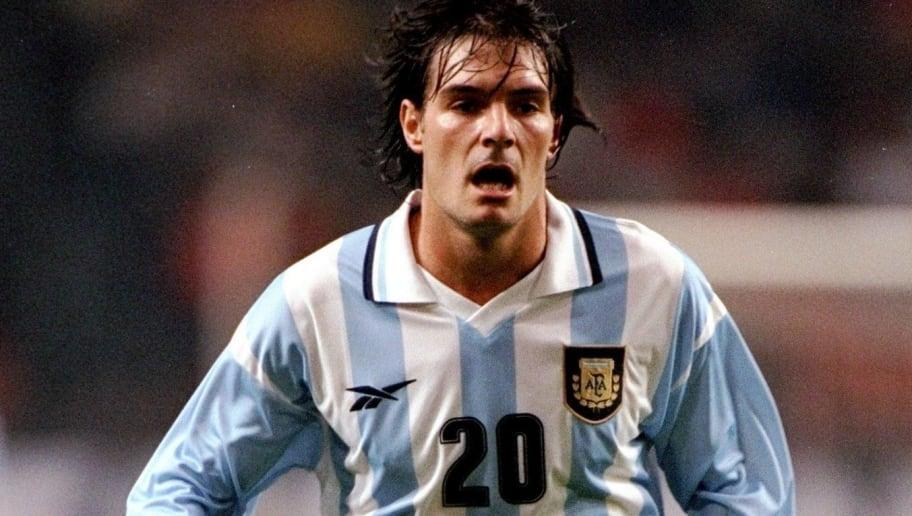 Holland v Argentina Andres Guglielminpietro
