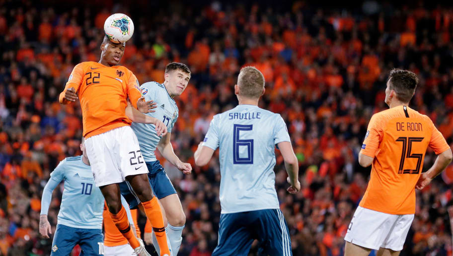 Northern Ireland vs Netherlands Preview: Where to Watch, Live Stream, Kick Off Time & Team News