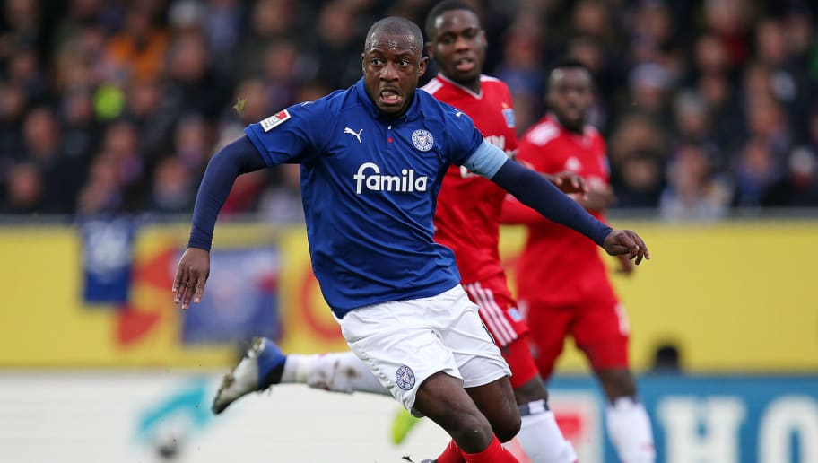 Holstein Kiel v Hamburger SV - Second Bundesliga