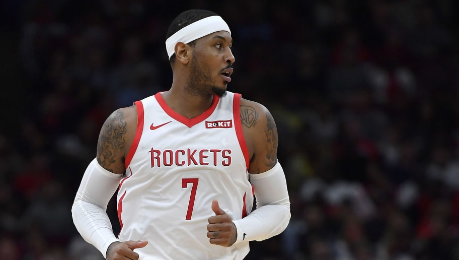 pretty nice 7fa33 f4749 REPORT: Carmelo Anthony Signing With Lakers a 'Real ...