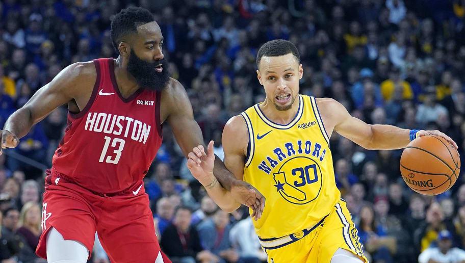 Curry和Harden,誰是更好的球員?美媒11項數據全面對比,他驚險勝出!-籃球圈