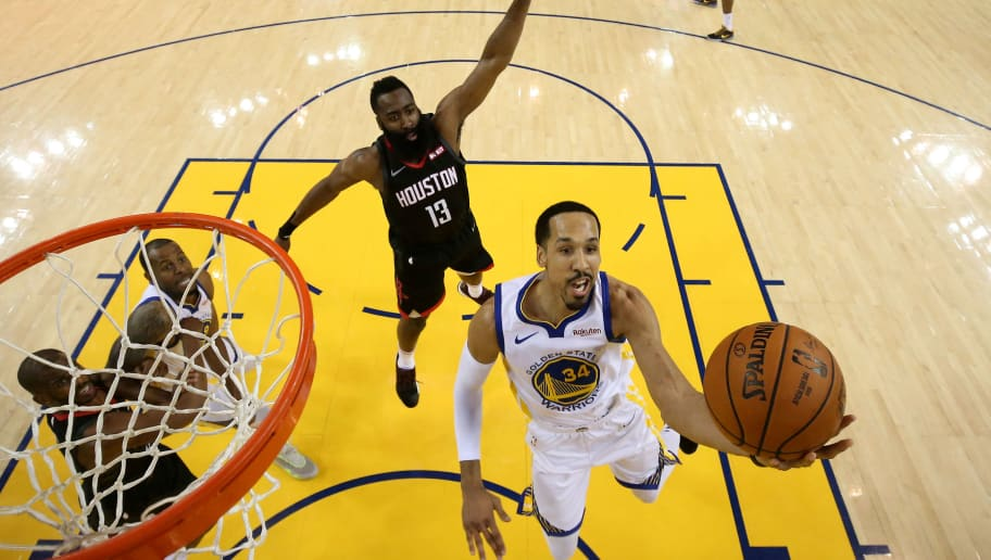 Shaun Livingston,James Harden