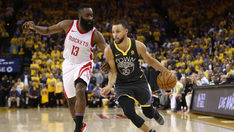 Stephen Curry,James Harden