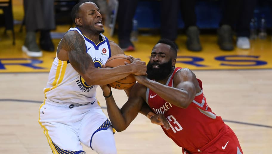 42c3f99f1bfe Andre Iguodala Absurdly Claims Warriors Would Have Beaten the Rockets in 5  Games if He Was Healthy
