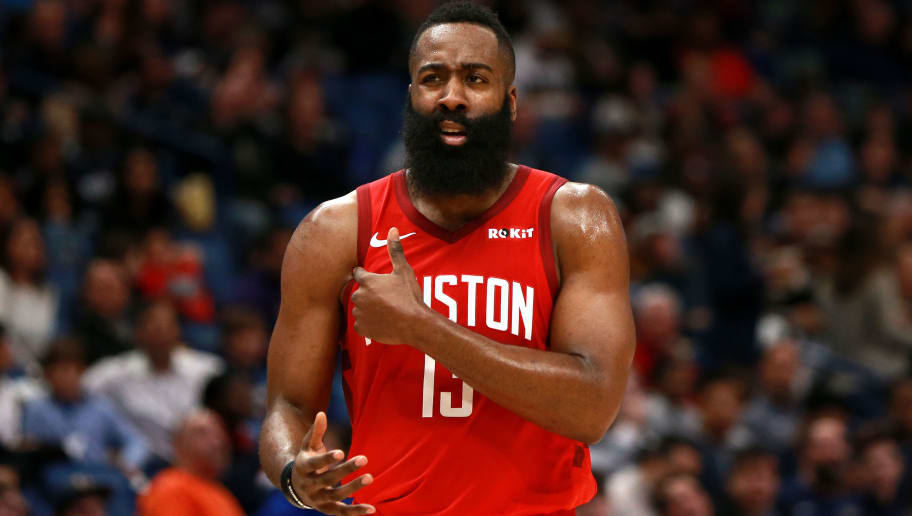 d6578effc427 James Harden Leads Rockets to 6-0 Record Since Most Recent Chris Paul Injury