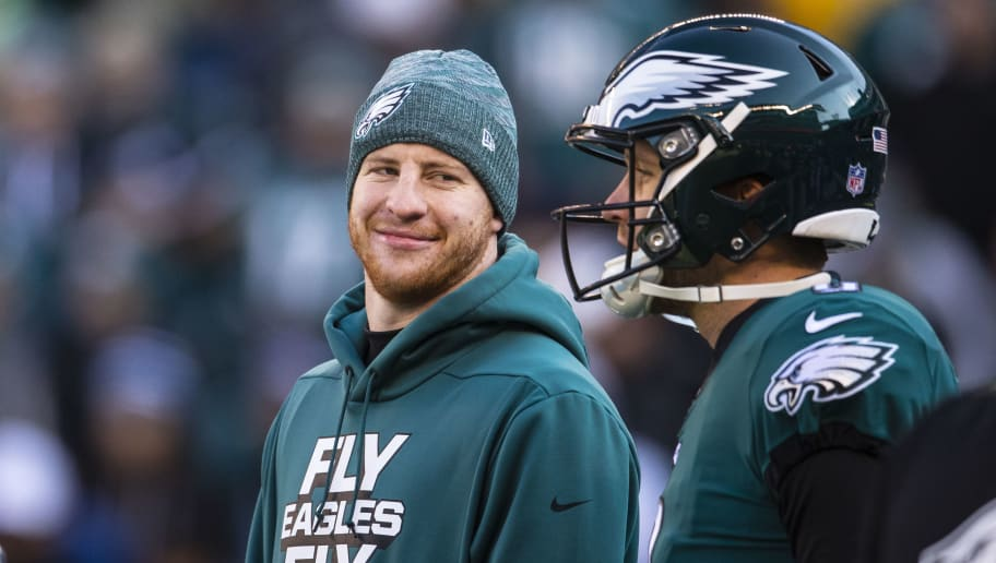 Stats Prove Eagles Made Right Move Choosing Carson Wentz Over Nick