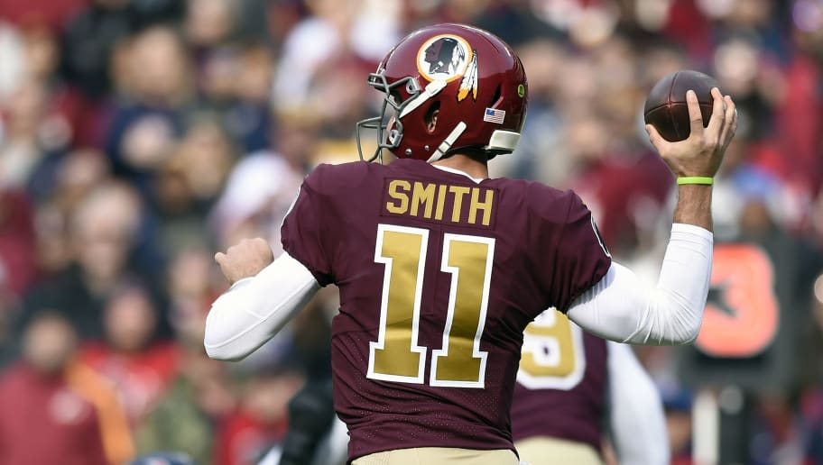 factory price 82ec3 f3f61 REPORT: Redskins to Test QB Market With Alex Smith's Future ...