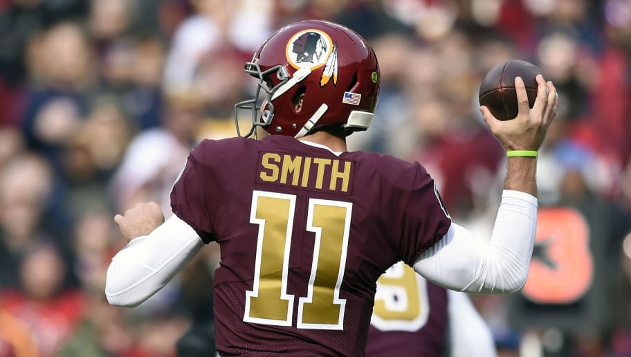 best loved d3ee4 a0b80 5 Quarterbacks the Redskins Should Sign to Replace Alex ...