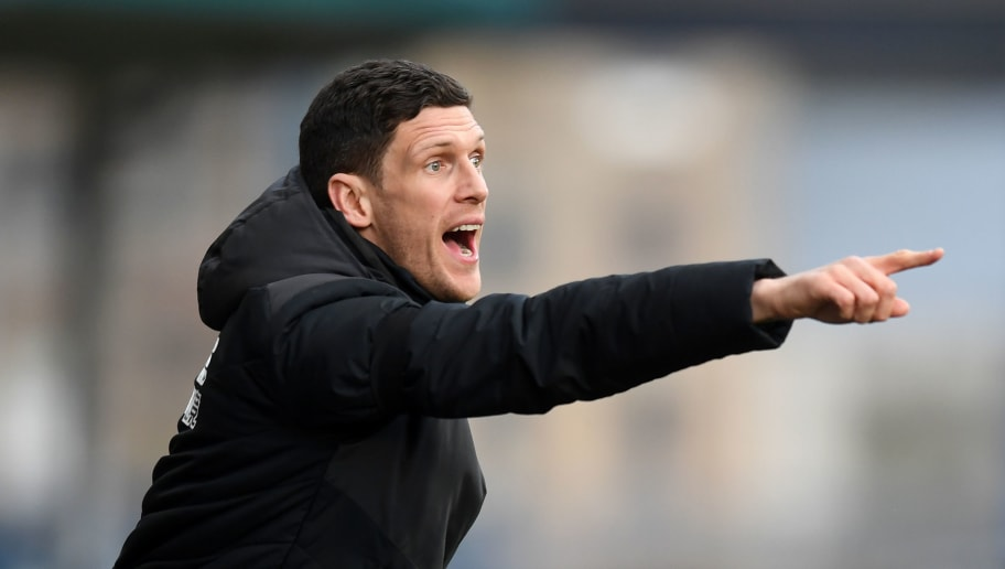 Huddersfield Town Caretaker Manager Mark Hudson Keen to Secure Job Permanently