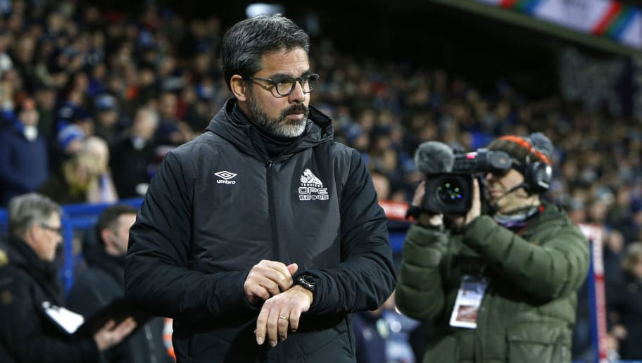 HUDDERSFIELD, ENGLAND - JANUARY 02: David Wagner the head coach of Huddersfield Town during the Premier League match between Huddersfield Town and Burnley FC at John Smith's Stadium on January 02, 2019 in Huddersfield, United Kingdom. (Photo by William Early/Getty Images)