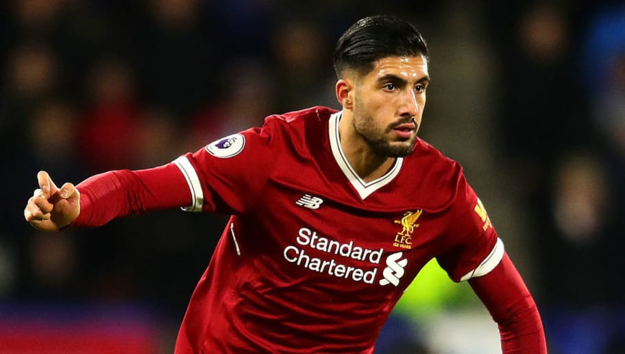 Emre Can Gives Final Message Of Thanks To Liverpool As He