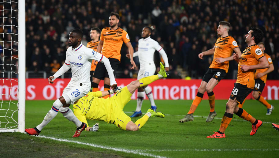 Twitter Reacts as Solid Chelsea Performance Sees Blues Past Hull City in FA Cup