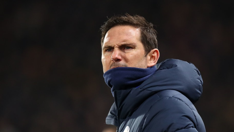Chelsea Make Summer Transfer Budget Offer to Frank Lampard - it's Not Eye-Popping