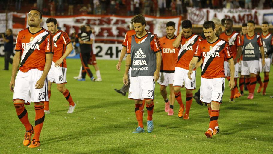 Huracan v River Plate - Copa Sudamericana 2015