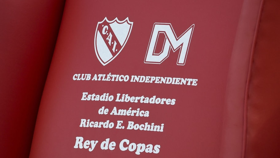 Independiente v Gimnasia Y Esgrima La Plata - Superliga 2019/20